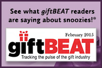 snoozie! Ranks in Giftbeat